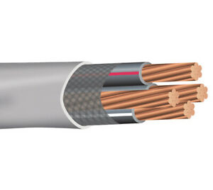 50 1 1 1 3 Copper Service Entrance Cable Ser Type Se Style R Wire