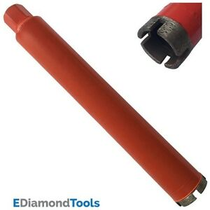 2 Wet Diamond Core Drill Bit For Concrete Granite Brick Block 1 1 4 7 Arbor