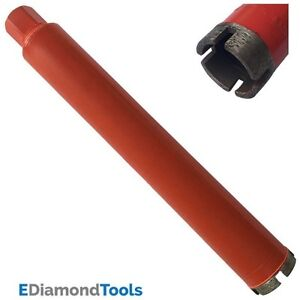2 1 4 Wet Diamond Core Drill Bit For Concrete Granite Coring 1 1 4 7 Arbor