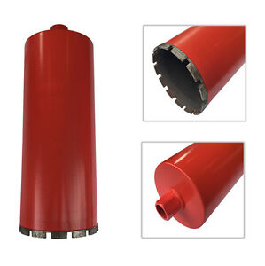 6 1 4 Wet Diamond Core Drill Bit For Concrete Granite Coring 1 1 4 7 Arbor