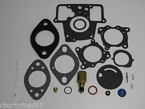 Ford Industrial Agricultural 151520 Carb Kit Holley1 Bbl Model 1940 1945 1976