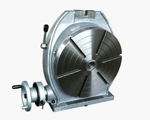 12 Precision Horizontal Vertical Rotary Table