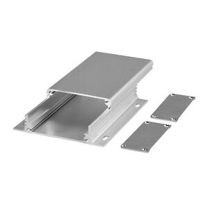 10pcs New Aluminum Project Box Al Enclosure Case Electronic 110mmx62mmx25mm