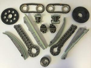 Ford Lincoln 4 6 Dohc Svt Cobra Timing Chain Kit Similar To M 6004 a464