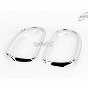 K 376 Chrome Side Mirror Cover For Hyundai Elantra Avante Xd 2001 2005