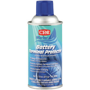 Crc Marine Battery Terminal Cleaner Protector 7 5 Oz 06046