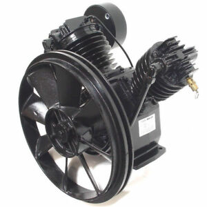 Schulz V series Air Compressor Pump 5hp Msv 20 Max 20 Cfm New
