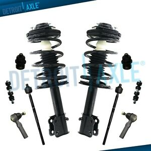 New 10pc Front Quick Strut 4 Tie Rod Ball Joint Sway Bar Dodge Plymouth Neon