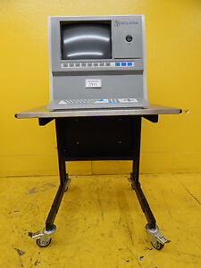 Mrc Materials Research Corp A120024 Sputtering System Remote Stand Rev C Used