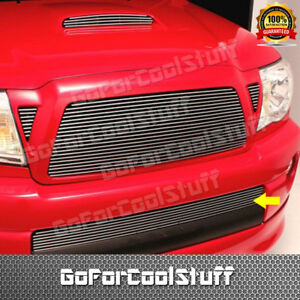 For 2005 2006 2007 2010 2011 Toyota Tacoma Bumper Bolton Billet Grille Insert