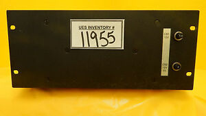 Amat Applied Materials 0010 09297 Precision 5000 Cvd 15 Volt Power Supply Used