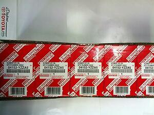 Genuine Toyota 4runner Oil Filter 1 2 Case Qty 5 04152 Yzza5