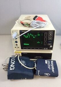 Spacelabs 90603a Ecg Patient Monitor
