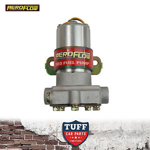 Aeroflow 97gph 7 Psi Red Electric Fuel Pump Af49 1008 For Holley