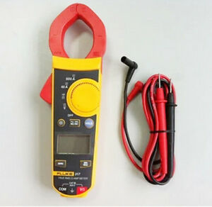 Usa Seller Fluke Digital Clamp Meter 319 True rms Inrush Current 100ms Brand New