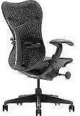 Herman Miller Mirra Chair Grey