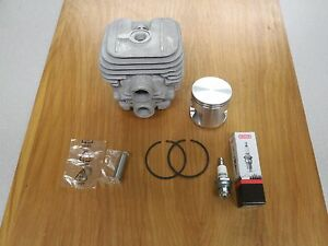 Cylinder Piston Kitfor Stihl Ts410 Ts420 50mm Cut Off Saw Concrete Nikasil Nwp