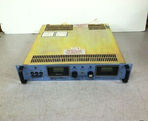 Electronic Management 00473061 Ems 20 50 Rev S Ems Dc Power Supply Emi