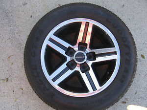 Car Rims With Tires Set Of 4