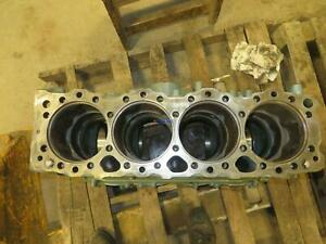 Detroit Diesel Dt 50 Series Engine Block Used Minor Dings On Deck Near 2 4 Cyl