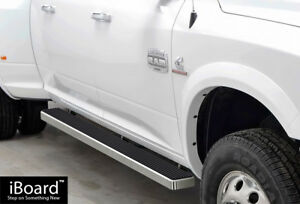 Iboard Running Boards 5 Inches Fit 10 20 Dodge Ram 2500 3500 Mega Cab