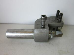 Used Brown Sharpe Combination Knee Tool 165 120