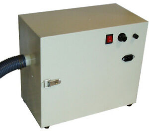 Dust Collector 110v variable Speed Quiet For Dental Labs Jewelers dc60