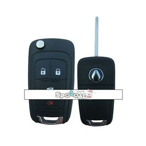 Door Remote Control Folding Key For Gm Chevrolet Alpheon 2011 Oem Parts