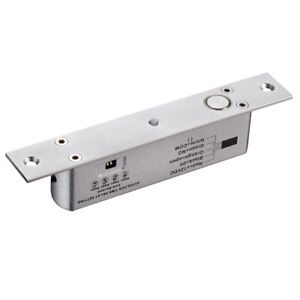 Fail Safe Electric Bolt Lock With No com Signal Time Led Low Temperature