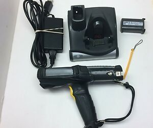 Motorola Mc9190 g90sweya6wr Barcode Scanner Tested Working
