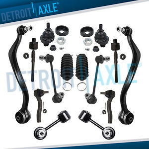 14pc Front Suspension Kit For Ford Fusion Lincoln Zephyr Milan 2006