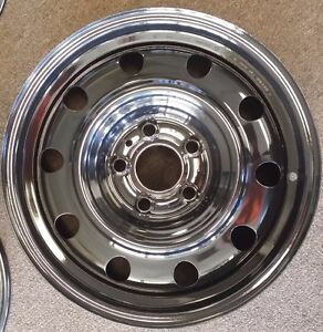Dodge Avenger Factory Oem Steel Wheel Rim 16x6 1 2 2008 2010