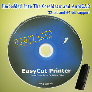 Easycut Virtual Printer Simple Signmaking Software For Vinyl Cutting Plotter