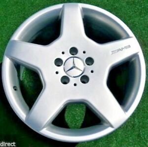 1 Perfect Oem Factory Amg Mercedes benz S430 S500 S600 18 X 8 5 Inch Wheel 65309
