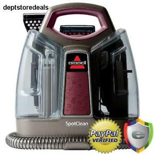 Bissell Portable Carpet Cleaning Cleaner Extractor Machine Commercial Heatwave