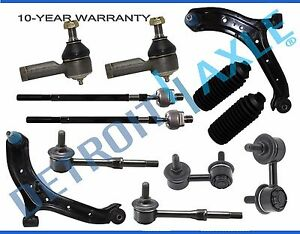 New 12pc Complete Front And Rear Suspension Kit For 2000 2005 Hyundai Accent