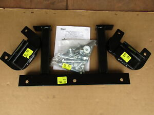 New Meyer Snow Plow Vehicle Brackets For Ez Mount Md2 Part 17139 Chevy Gmc 2500