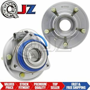 For Buick Cadillac Chevrolet Pontiac Oldsmobile Front Pair 2 Wheel Hub Assembly