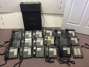 Comdial Pbx Key System With 17 Phones