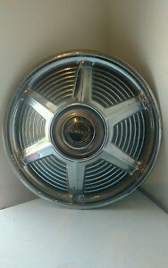 Ford Mustang Hub Cap Hubcap Vintage Antique 1965 65