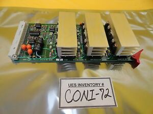 Lam Research 810 057032 001 Dc Servo Driver Pcb Card 810 57032 001 Used Working