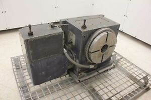 1998 Camco Ferguson 360k 12 m dl s 1c Precision Rotary Table 12 Table