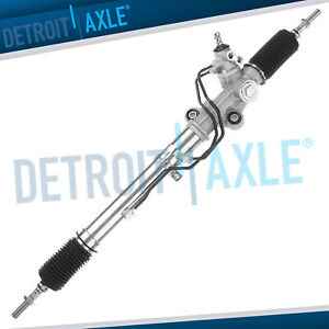 Complete Power Steering Rack And Pinion Assembly For Lx470 Toyota Land Cruiser