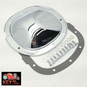 Chevy Gm 10 Bolt 7 5 Chrome Rear Differential Cover Camaro S 10 Sonoma Gasket