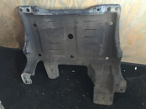 84 85 Toyota Pickup 4runner Solid Axle Front Skid Plate