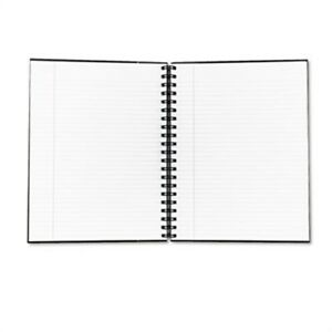 Royale Business Hardcover Notebook Legal Rule 8 X 10 1 2 White 96 Sheets X2