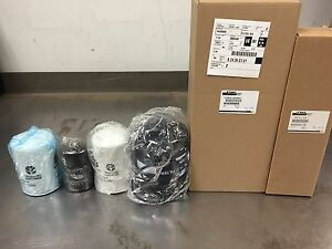 New Holland Skid Steer Filter Set For L781 Skid Steer