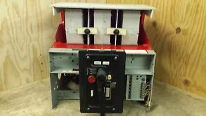Federal Pioneer 65h 2 2000a Circuit Breaker Mo do