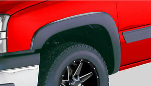 Fender Flares For 99 06 Chevrolet Silverado Gmc Sierra Front And Rear