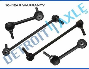 Front Rear Sway Bar End Links 2010 2011 2016 Ford Taurus Flex Lincoln Mks Mkt